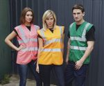 Hi-viz Vest (Sizes S - 3XL) 23 colours available